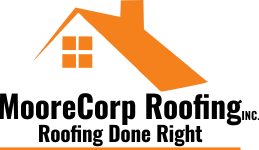MooreCorp Roofing Logo