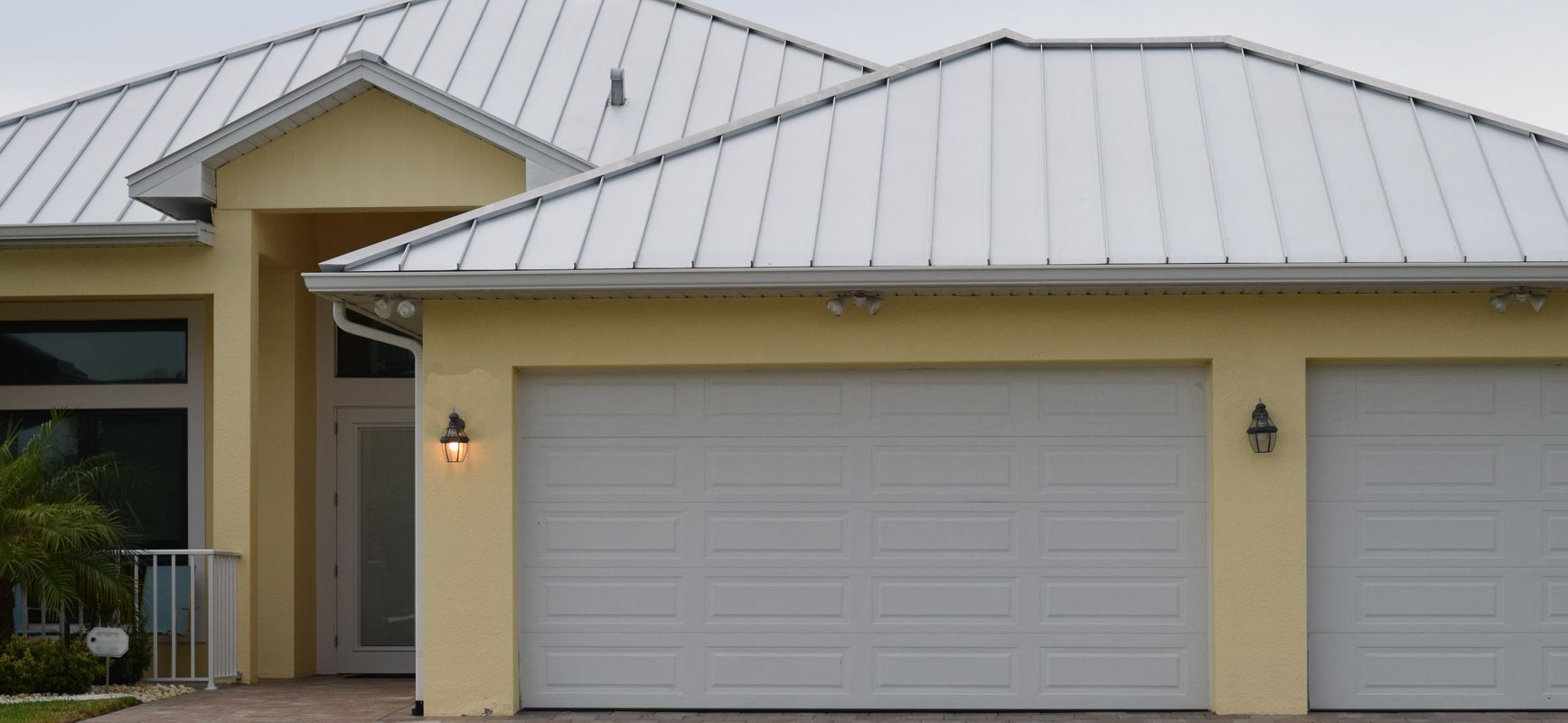 steel roofing company