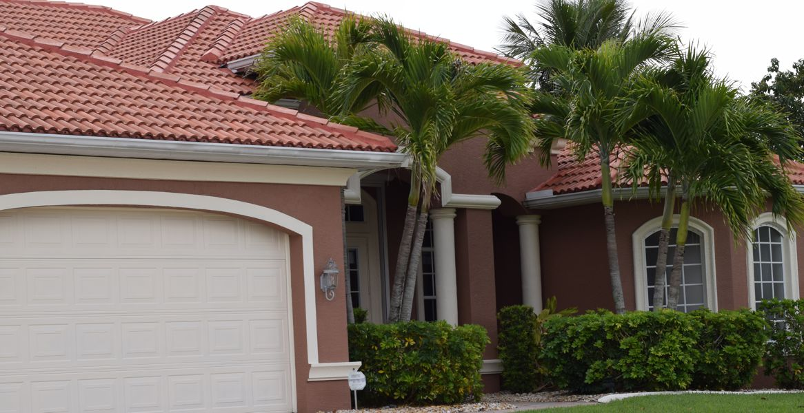clay tile roofing cape coral