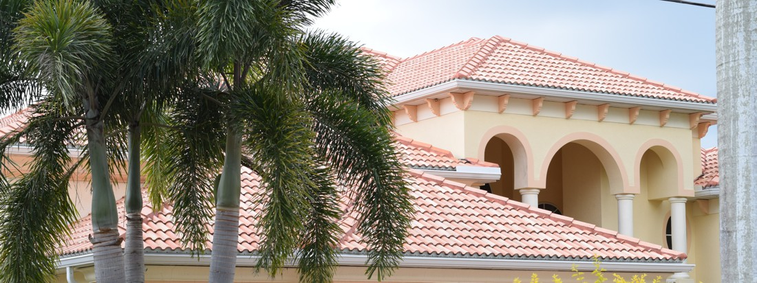 Cape Coral Clay Tile