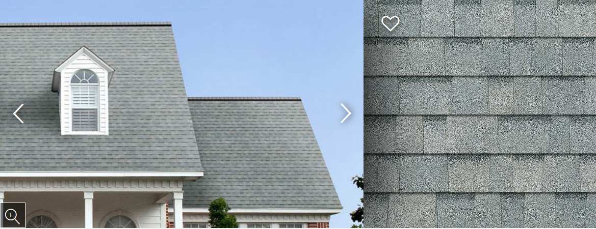 Duration® Shingles Antique Silver
