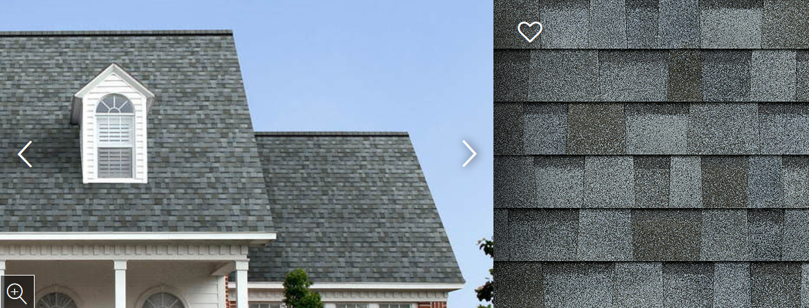 Duration® Shingles Quarry Gray